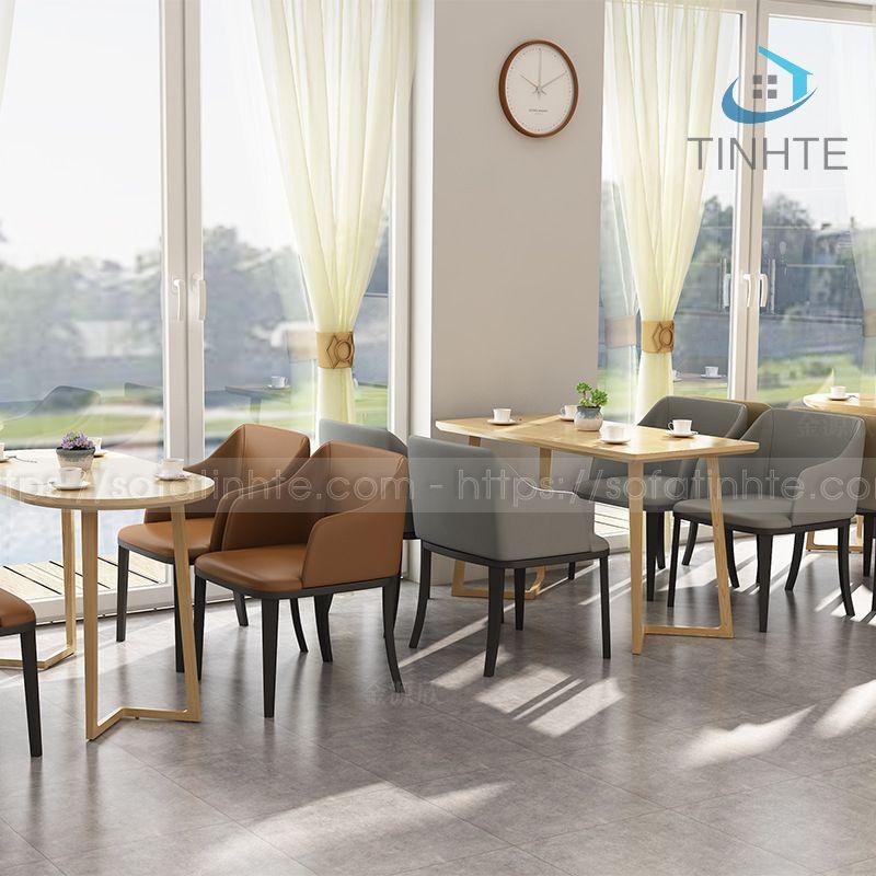 Sofa Tinh Tế - Sofa Cafe TTCF002