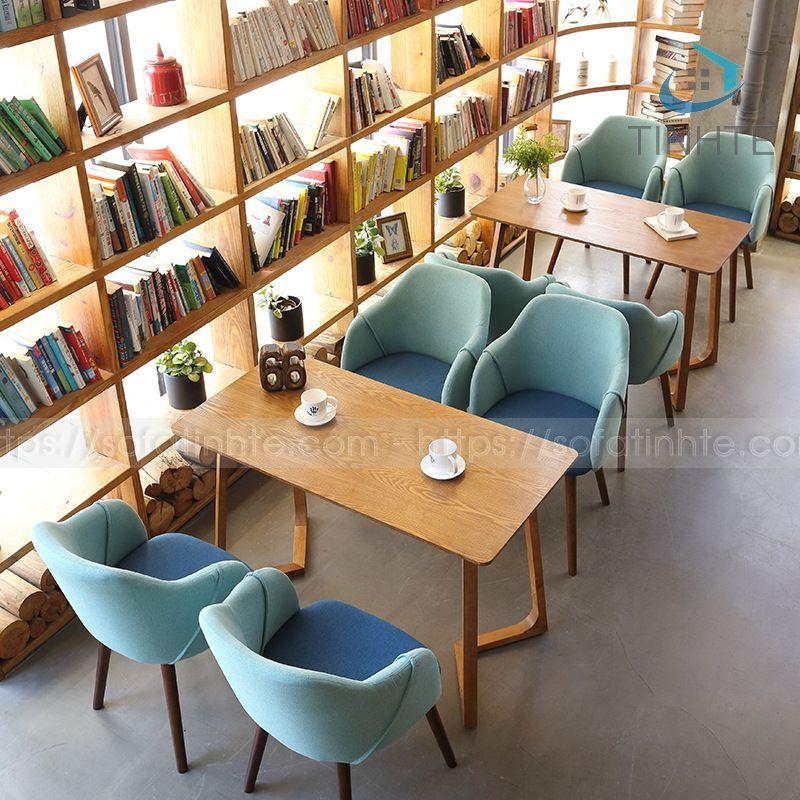 Sofa Tinh Tế - Sofa cafe TTCF003