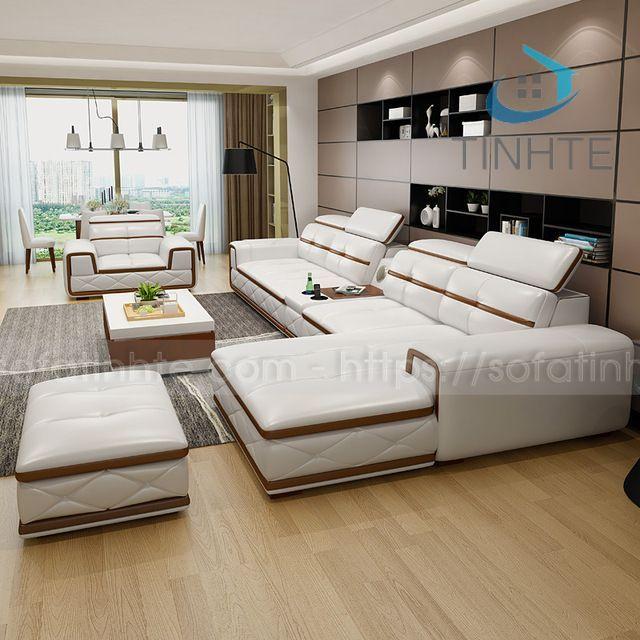 Sofa Tinh Tế - Sofa cao cấp TTCC010