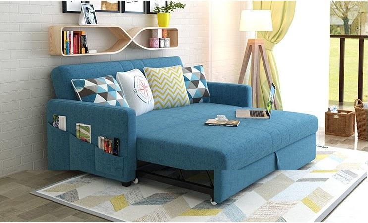 Gia tăng tính thẩm mỹ cho không gian bài trí cùng ghế sofa giường