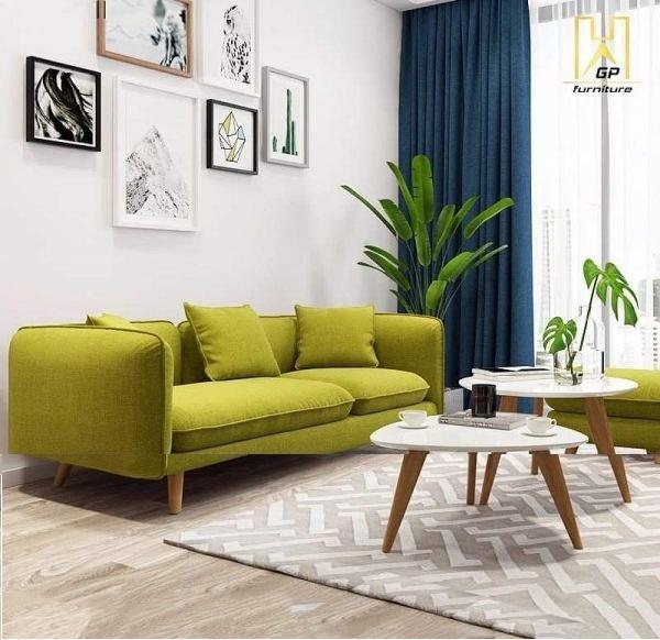 Chọn kiểu dáng ghế sofa phù hợp với phong cách không gian