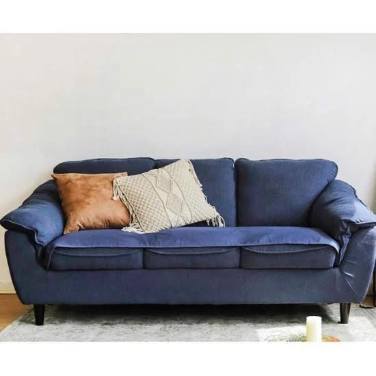 Ghế sofa được làm từ chất liệu cotton