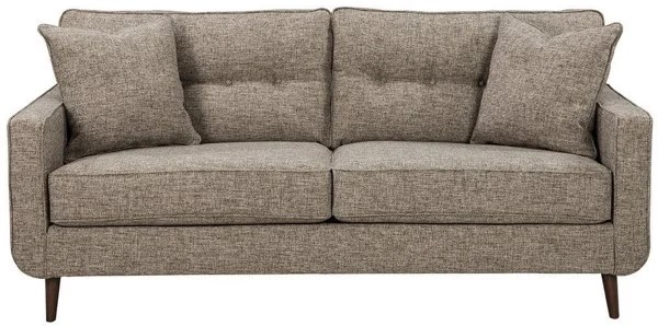 Ghế sofa được làm từ chất liệu sợi gai tự nhiên